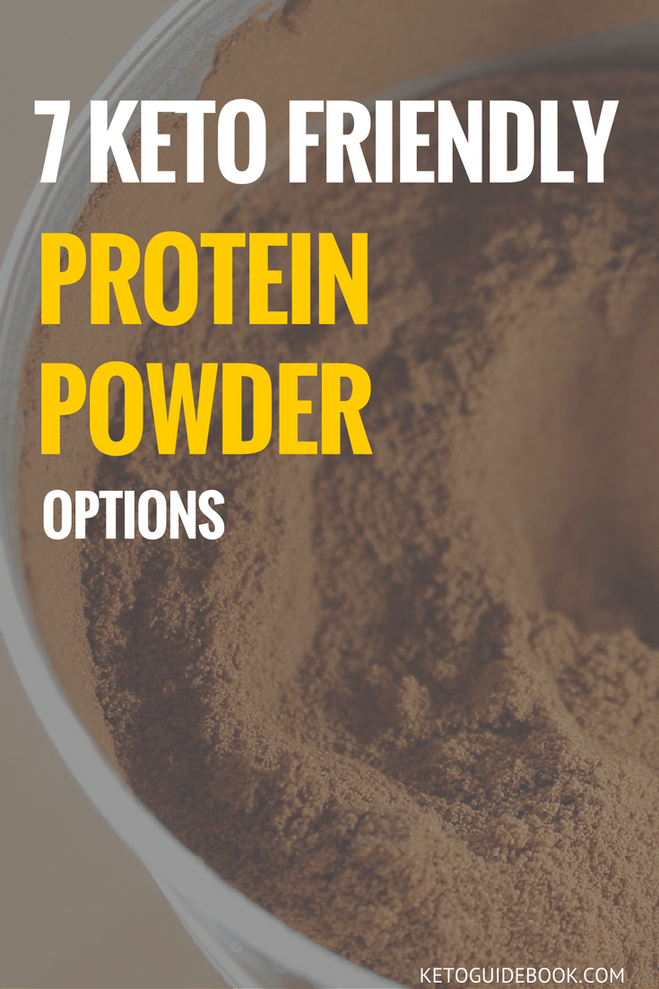 While the ketogenic diet is an adequate-protein diet, protein powders are still a benefit, as long as you find the right ones. Here are seven of the best keto-friendly protein powders.