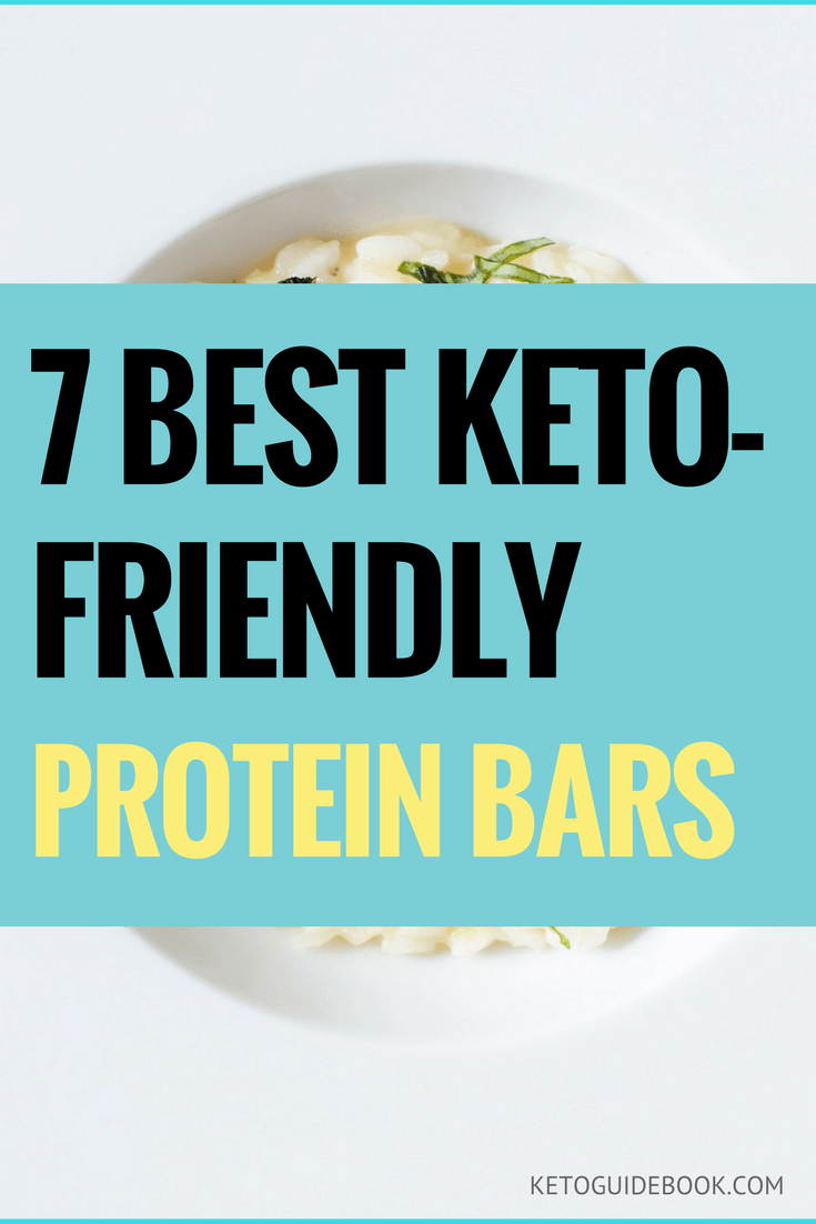 Best Keto-Friendly Protein Bars