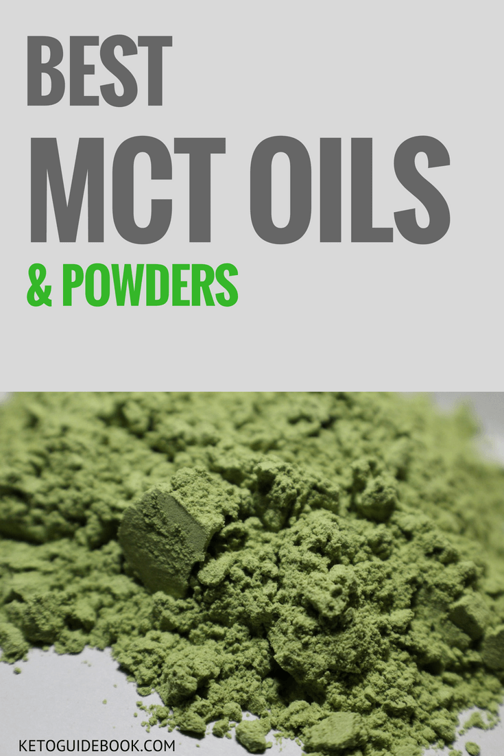 7 Best MCT Oils & Powders ( Buyer's Guide)